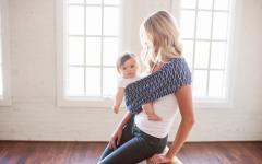 Portare il bambino nella fascia: sì o no?