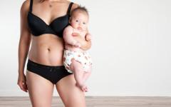 Il corpo della mamma dopo il parto