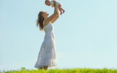 Preparare la pelle del bebè alla primavera